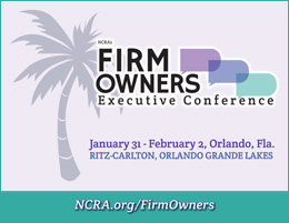 NCRA's Firm Owners Executive Conference