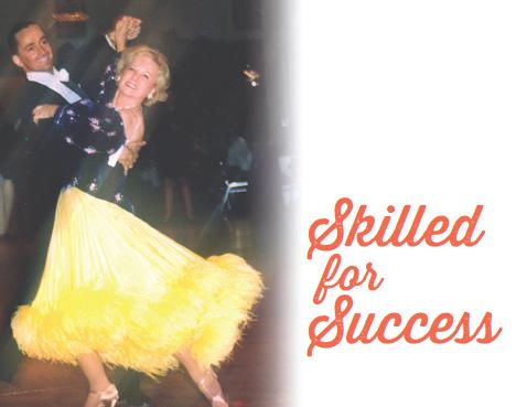 Wendy Hill Ballroom Dancing