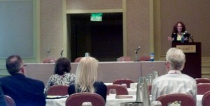 Christine Phipps, RPR, talks about scoping at TechCon