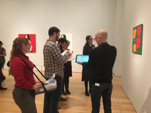 The art of it: Providing mobile CART at the Art Institute of Chicago
