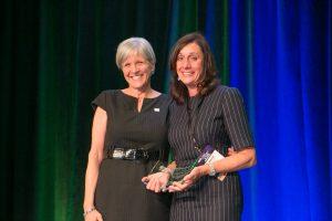 Rosalie Kramm receives NCRF altruism award