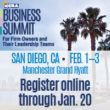 Catch the savings on registration for NCRA's 2019 Business Summit before it ends